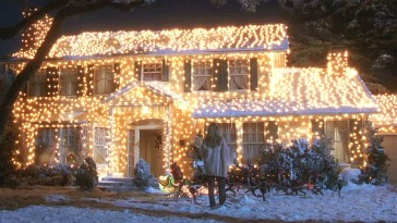 Christmas Vacation House