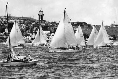 Sydney Hobart 1945